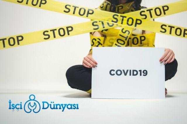 koronavirüs nedeniyle ücretsiz izin
