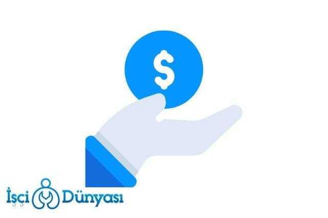 maaş elden ödenir mi?