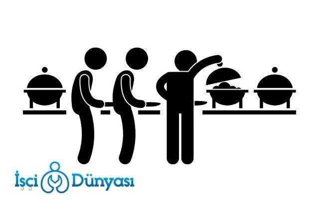 işverenin sağladığı yemek kıdem tazminatı