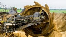 yer üstünde çalışan madenci hakları