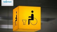 engelli işareti