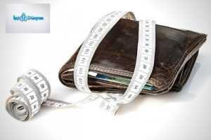 kahverengi cüzdan ve mezro