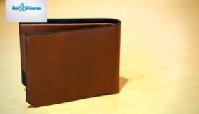 kahverengi cüzdan