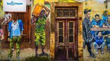 grafiti mülteciler