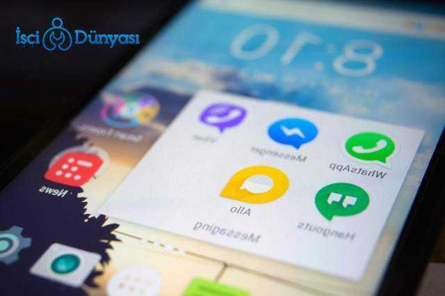 whatsapp iş mahkemesi ispat kanıt