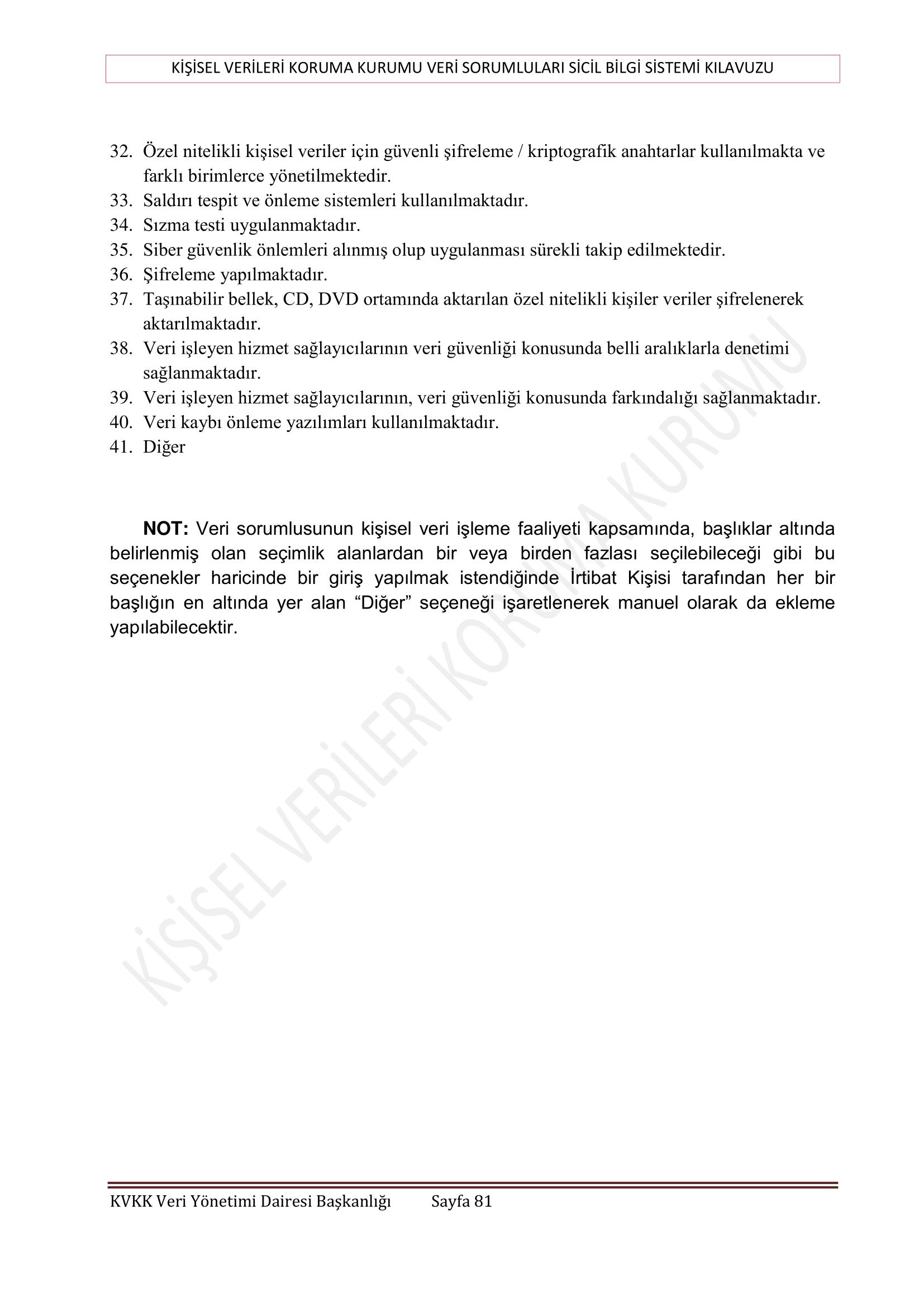 kvkk 81